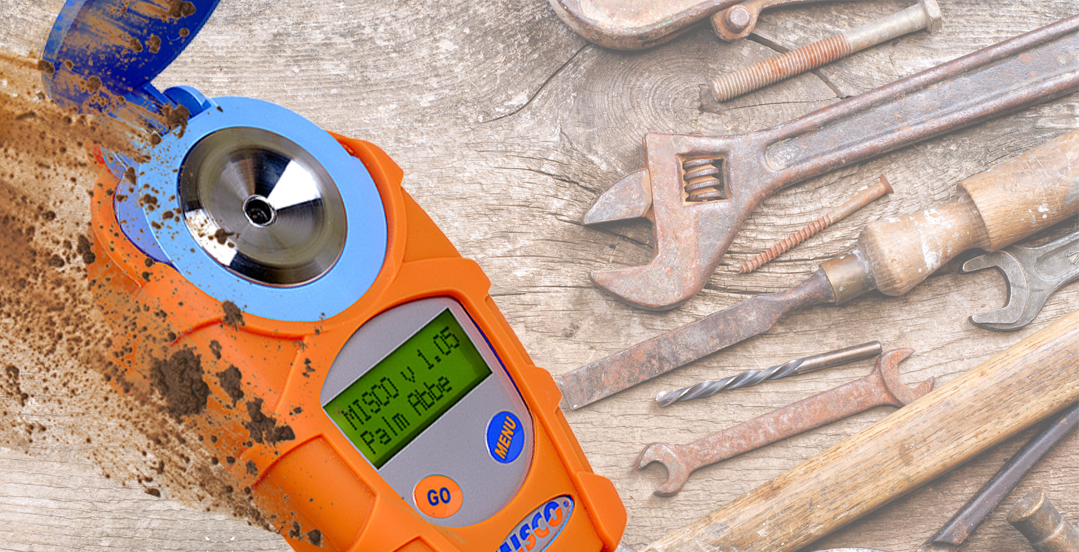 MISCO Refractometers Rugged Precision
