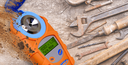 MISCO Refractometer Rugged Precision