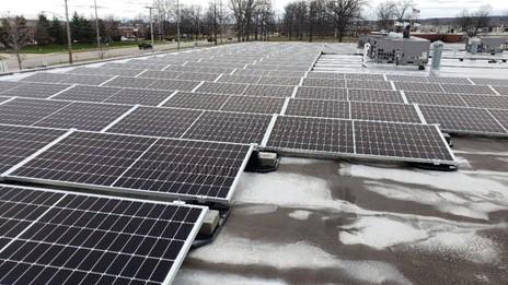 MISCO Sustainable Solar Panels